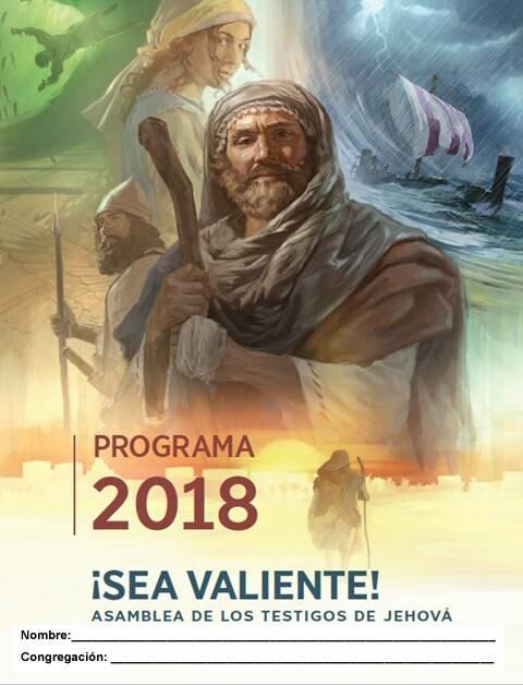Cuaderno para la Asamblea Regional 2018