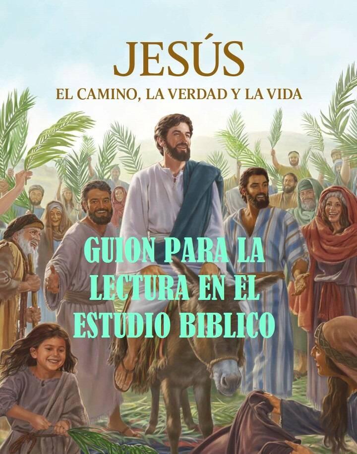 guión de lectura p/estudio bíblico 08 de abril