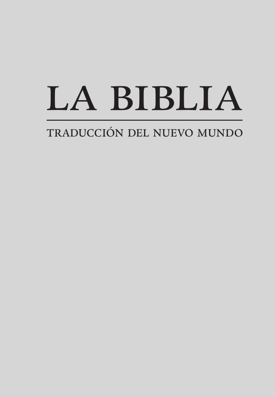 """Archivo Kindle .mobi de """"La Biblia - Traducción del Nuevo Mundo"""" versión revisada en español 2019."""