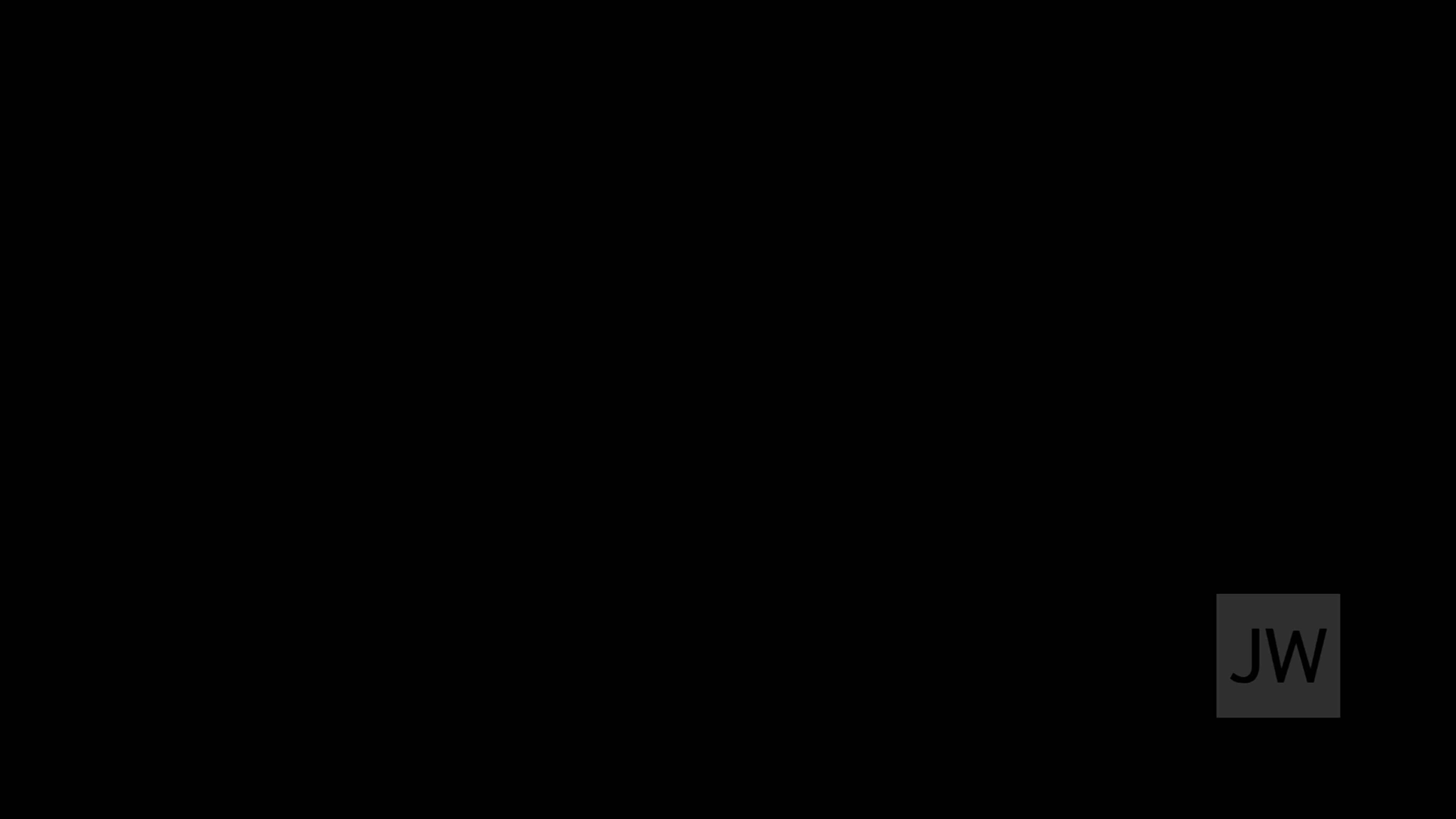 4K Texto del año y fondo con logo