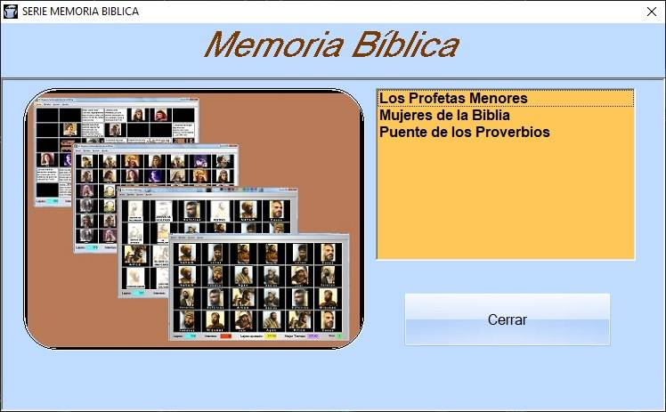 Memoria Biblica